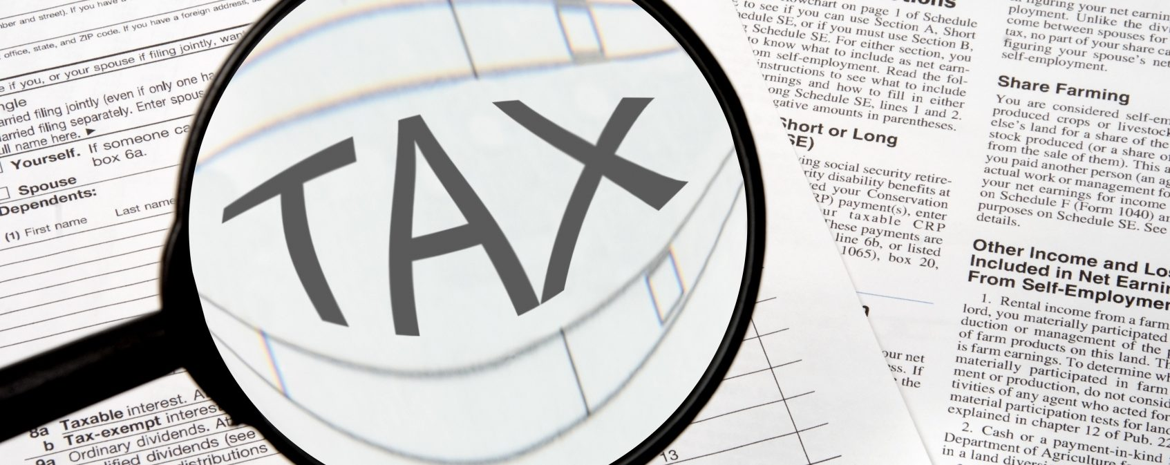Changes in the U.S. Tax Code